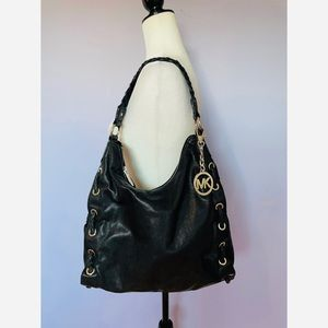 Micheal Kors NWT Collection Bag with lace up sides